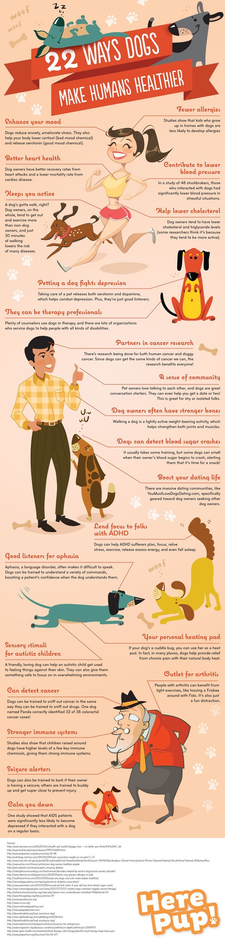 How Dogs Make Humans Healthier
